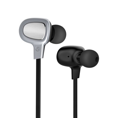 FONE BASEUS B15 COMMA BLUETOOTH EARPHONE Silver White - NGB15-0S