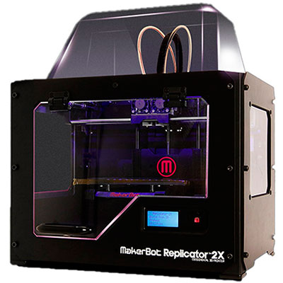 Impressora 3D MakerBot Replicator 2X -  MP05927