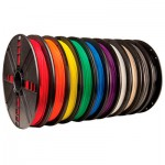 Filamento 1.75mm Pack com 10 (900g cada) Cores PLA L - MP06572