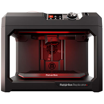 Impressora 3D MakerBot Replicator+ - MP07825