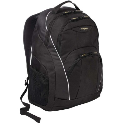 "Mochila Targus Motor Backpack Black para Notebook 16"" – TSB194"
